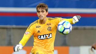 VÍDEO: César evita polêmica com Diego Alves: 'Dorival me escolheu e fiz o meu melhor'