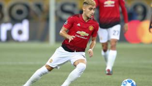 Andreas Pereira exalta vitória do Manchester United na primeira rodada da Champions League
