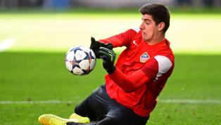 Courtois é mais um a defender Real e Atlético, consegue lembrar de outros?