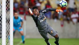 Saulo, do Botafogo, é eleito o craque da 27ª rodada do Campeonato Brasileiro