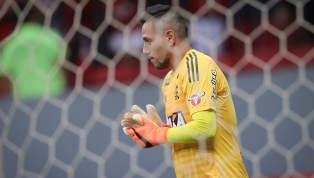 AO VIVO: Diretoria do Flamengo explica situação de Diego Alves