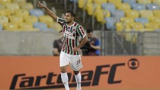 Sornoza, do Fluminense, está na mira do Vasco para a próxima temporada