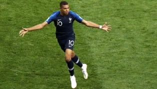 Pogba e Mbappé entram para história da Copa do Mundo com gols na final