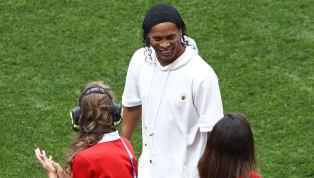 Ronaldinho sobre participação no encerramento da Copa: 'Sem palavras pra descrever a energia!'
