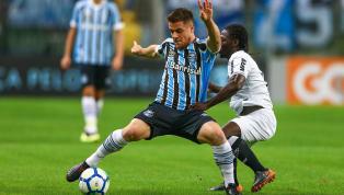 Atlético-MG e Grêmio estão escalados para para o duelo deste sábado; confira
