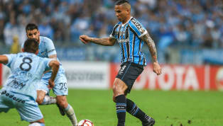 Grêmio anuncia renovação de contrato com o atacante Jael até o final de 2020