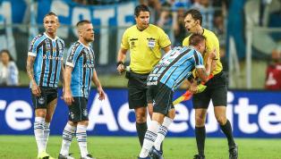 VÍDEO: Renato Portaluppi admite pênalti de Bressan, mas reclama do primeiro gol do River