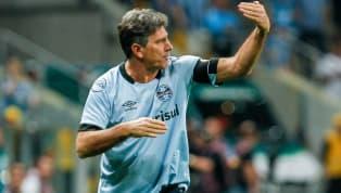 Renato Portaluppi acerta com o Grêmio e continua no comando do time em 2019