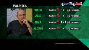 VÍDEO: Comentaristas apostam em vitória do Flamengo sobre a Ponte; veja os palpites