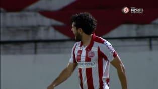 VÍDEO: NA RUA! Ortigoza recebe cartão vermelho após reclamar com árbitro!