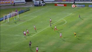 VÍDEO: Com um jogador a menos, Náutico bate o Santa Cruz por 1 a 0 e se recupera na Série C