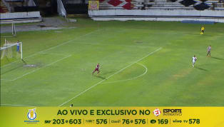 VÍDEO: Com gol no final, Atlético-GO busca empate contra o Santa Cruz, pelo Brasileiro de Aspirantes
