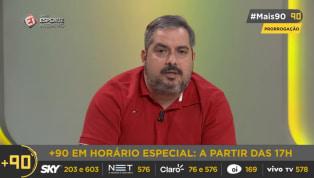 VÍDEO: Ricardo Martins diz que Guto Ferreira pode ser o novo técnico do Atlético-PR
