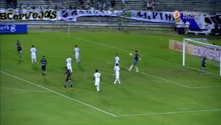 VÍDEO: Clayton acerta lindo chute no ângulo e aumenta para o Botafogo-PB contra o ABC