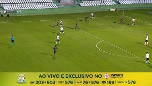 VÍDEO: Confira os melhores momentos de Coritiba 2 x 0 Sport pelo Brasileirão de Aspirantes
