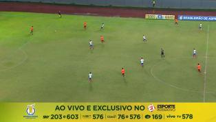 VÍDEO: Confira os melhores momentos de Bahia 3 x 1 Atlético-PR pelo Brasileirão de Aspirantes
