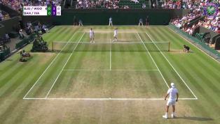 Jogador 'imita' Neymar em Wimbledon, e perfil do torneio brinca: 'Precisa de um médico?'