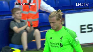 VÍDEO: De novo? Goleiro Karius leva frango em amistoso do Liverpool
