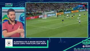 VÍDEO: Fernando Campos critica a Copa de Lionel Messi: 'Se omitiu'