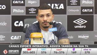 VÍDEO: Alison comenta sobre parada no campeonato e projeta vitória contra o Palmeiras
