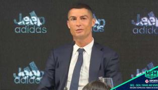 VÍDEO: Cristiano Ronaldo fala sobre a disputa pela Bola de Ouro: 'Já não é uma obsessão'