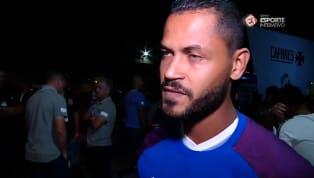 VÍDEO: Élton reclama de atitude dos jogadores do Vasco e admite cusparada em dirigente