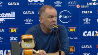 VÍDEO: Mano Menezes não assegura titularidade de Thiago Neves, criticado pela torcida