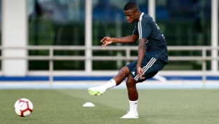No segundo dia de treinos, Vinicius Júnior é elogiado por Lopetegui