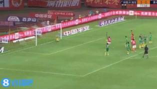 VÍDEO: Talisca faz golaço de falta pelo Guangzhou