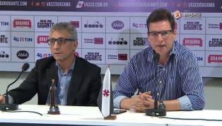 VÍDEO: 'O Vasco se retirou da negociação', diz Alexandre Faria, sobre chegada de Gilbert Álvarez