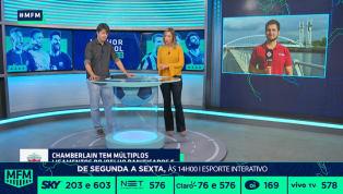 VÍDEO: Chamberlain tem grave lesão e vai ficar fora dos gramados durante maior parte da temporada