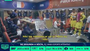Vídeo: Pogba motiva franceses em vídeo impressionante antes de jogo contra a Argentina