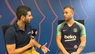 VÍDEO: Arthur explica qual o papel de Neymar em seu acerto com o Barcelona