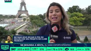 VÍDEO: Neymar se reapresenta ao Paris Saint-Germain no dia 6 de agosto