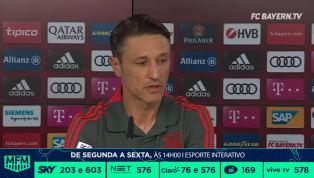 VÍDEO: Novo técnico do Bayern fecha porta para volta de James para o Real Madrid