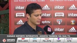 VÍDEO: Anderson Martins planeja Majestoso com desfalques: 'Temos que manter a regularidade'
