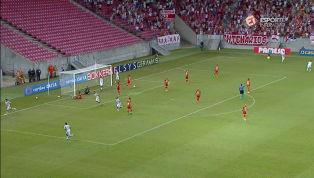 VÍDEO: Aos 51 do segundo tempo, Ortigoza abre o placar e garante a vitória do Náutico