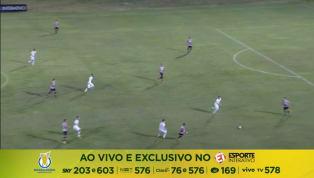 Com bonito gol de falta, Santa Cruz vence o Grêmio no Arruda; veja os melhores momentos
