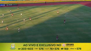 VÍDEO: Coritiba vence o Atlético-GO e chega à liderança do grupo B do Brasileirão de Aspirantes