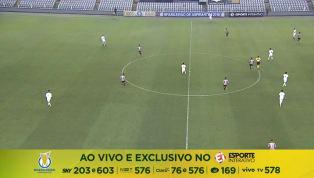 VÍDEO: Confira os melhores momentos de Santos 1 x 1 São Paulo pelo Brasileirão de Aspirantes
