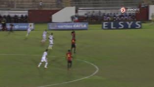 VÍDEO: Com gol nos acréscimos, Náutico empata com o Globo pela Série C