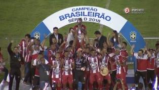Ferroviário supera o Treze no agregado por 3 a 1 e é campeão da Série D 2018