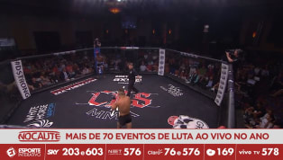 CES MMA 51 - Kris Moutinho bate Da'Mon Blackshear na decisão unânime