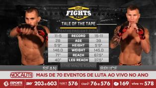 CES MMA 51 - Bruce Boyington realiza façanha e finaliza Sean Soriano para se tornar campeão