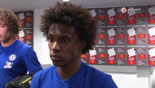 VÍDEO: Willian fala sobre permanência no Chelsea e revela desejo para o futuro
