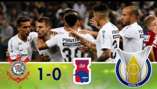 Corinthians bate o Paraná na Arena e volta a vencer no Campeonato Brasileiro