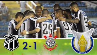 Com direito a gol de goleiro, Ceará vence o Corinthians no Castelão; veja os lances