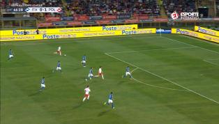 VÍDEO: Lewandowski perde grande chance de ampliar para a Polônia