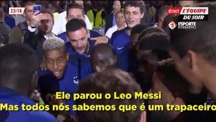 VÍDEO: Torcida e jogadores cantam em homenagem a Kanté após jogo