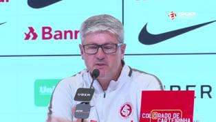 VÍDEO: Odair afirma que não precisa do Grêmio para se motivar: 'Sou treinador do Inter'